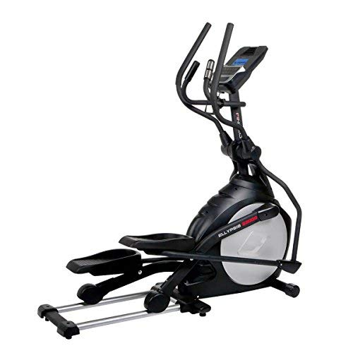HAMMER Finnlo by Ellypsis E3000 Magnetic Cross Trainer anthrazit, schwarz