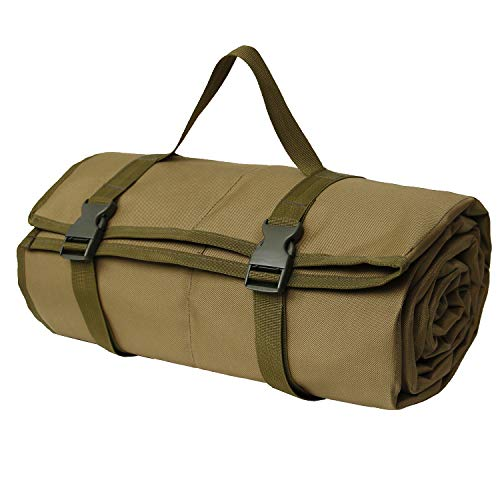 mydays Tactical Roll Up Padded Shooting Mat