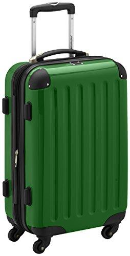 HAUPTSTADTKOFFER - Alex - Valise à Main Vert Brillant TSA 55 cm 42 litres