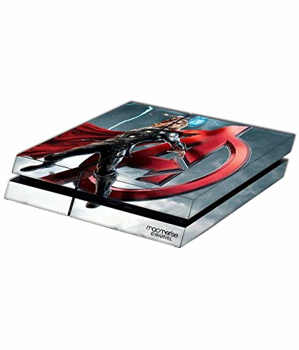 Macmerise Super God - Skin for Sony PS4