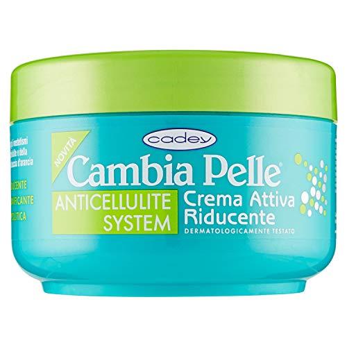 Cambia Pelle Crema Attiva Riducente, Anticellulite - 500 ml