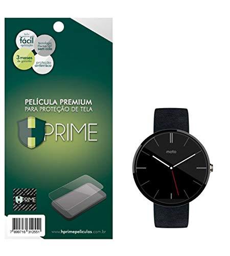 Pelicula Hprime Fosca para Motorola Moto 360 (Smartwatch), Hprime, Película Protetora de Tela para Celular, Transparente