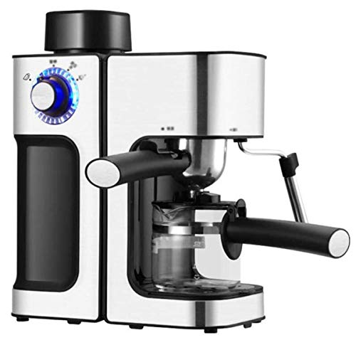 Zxl Fancy Coffee Espressomachine, halfautomatisch, met stoom, type mini-filter, koffiezetapparaat van Fancy Coffee-machine, 26,6 x 21,1 x 36 cm