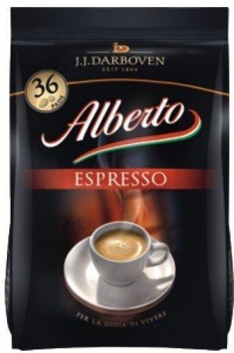 Alberto Espresso Kaffeepads 1 x 36 Pads [Misc.]