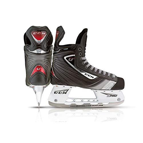 CCM U + 08 Ice Hockey Skates - JUNIOR D 3