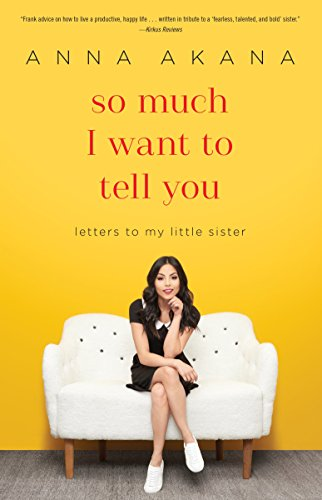 So Much I Want to Tell You: Letters to My Little Sister (English Edition)