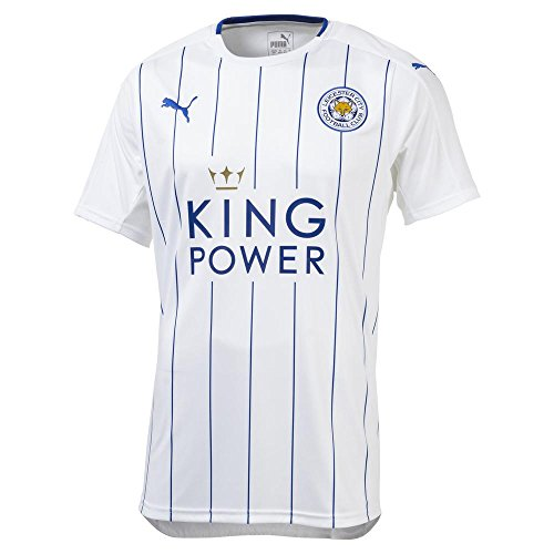 LEICESTER CITY MAGLIA BIANCA 3RD MIS.M