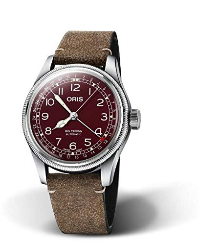 [オリス]ORIS BIG CROWN(ビッグ・クラウン) ポインターデイト 自動巻き メンズ 腕時計 754 7741 4068-07 5 ...
