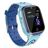 Smartwatch per Bambini - GPS LBS Tracker Orologio Smart Phone Watch con SOS...