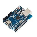 HiSKY Escudo Ethernet Shield W5100 R3 UNO Mega 2560 1280 328 UNR R3 W5100 placa de desarrollo para arduino