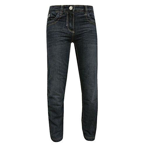 Outburst - Kids Mädchen Thermohose Slim Jeans, blau, Größe 98