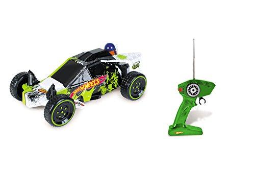 Mondo Motors 63258 - Hot Wheels - RC Nitro Buggy 1:10 ink. Akku