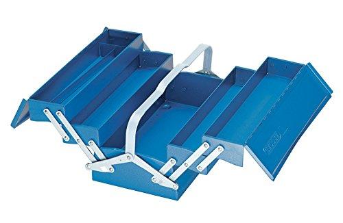 GEDORE 1265 L Werkzeugkasten, leer, 5 Fächer, 210x420x225 mm, 210 x 420 x 225 mm