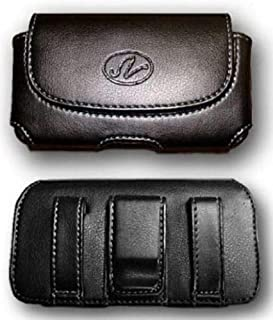 yan Belt Holster Case Pouch for Sprint Palm Treo 800w, Treo Pro, Verizon Palm Centro
