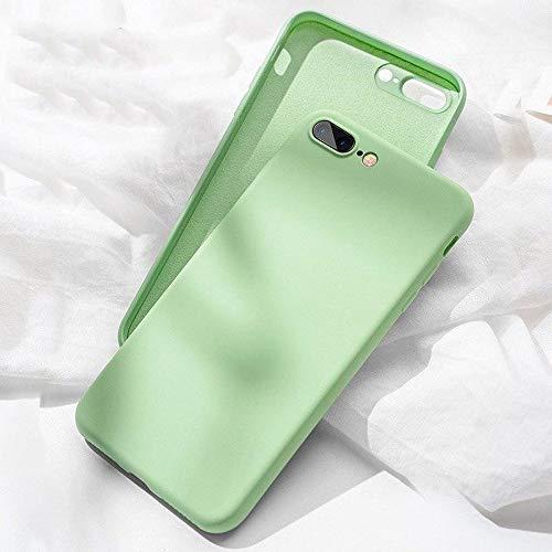 ZHYLIN - Carcasa para Samsung A30, A40, A50, A70, silicona suave, color liso