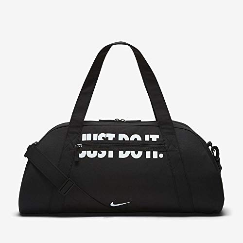 Nike Damen Sporttasche Gym Club, Black/Black/(White), One size, BA5490-016