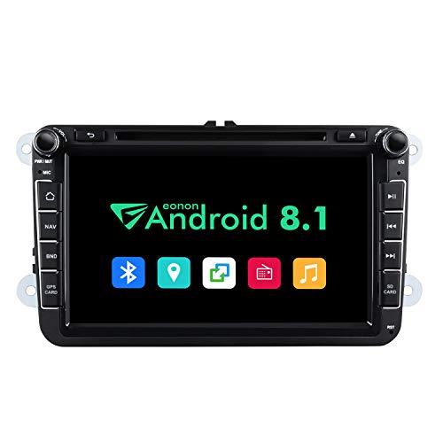 eonon GA9253B Android 8.1 for VW Seat Skoda 2G RAM Quad-Core 32G ROM 8