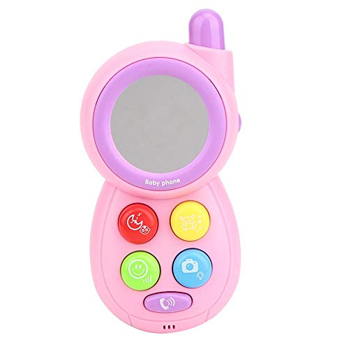 Spielzeug Handy Smartphone Spielzeug, Handy Spielzeug Frühpädagogisches Musikspielzeug Handy Spielzeug,...