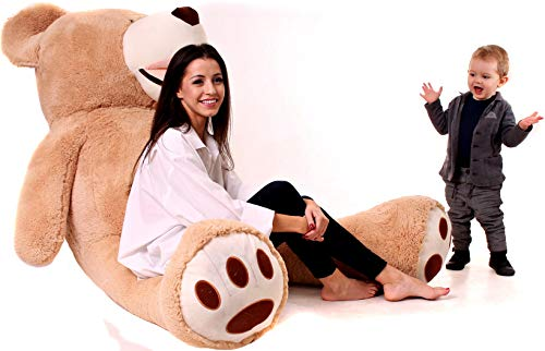 Oso Peluche Gigante 200 cm - Peluches Para Bebes - Peluches