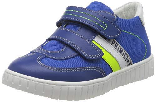 PRIMIGI Scarpa PRIMI PASSI Bambino, Zapatillas para Niños, Azul Royal BLU Bluet 5411011, 21 EU