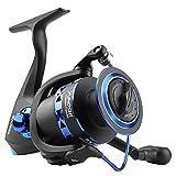 Raccoglitrice da pesca a mosca Bobina di pesca Spinning ad alta velocità 5.5.1 3 + 1 cuscinetto a sfere linea pesce bobine dell'acqua salata di pesca della carpa Wheel 1000-7000 Serie Tool-scuro blue_