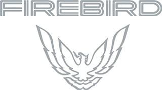 Pontiac Firebird Tail Light Decal 93-97 (Silver)