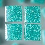efco MosaixPro-Bloques de Vidrio, 10 x 10 mm, 200 G~302 pcs Turcochipriotas