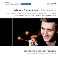 Percussion by SEJOURNE / GERASSIMEZ / BROSTR?O
