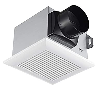 Tech Drive Very-Quiet 80 CFM, 1.5 Sone No Attic access Needed Installation Bathroom Ventilation and Exhaust Fan by XIANGYU ELECTRICAL APPLIANCES LIMITED