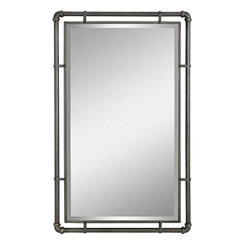 Aspire 4882 Wall Mirror, Gray