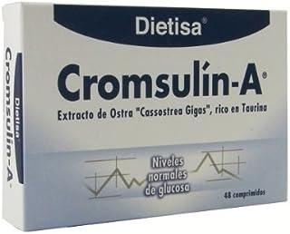 DIETISA CROMSULIN A (diabetes) 48comp