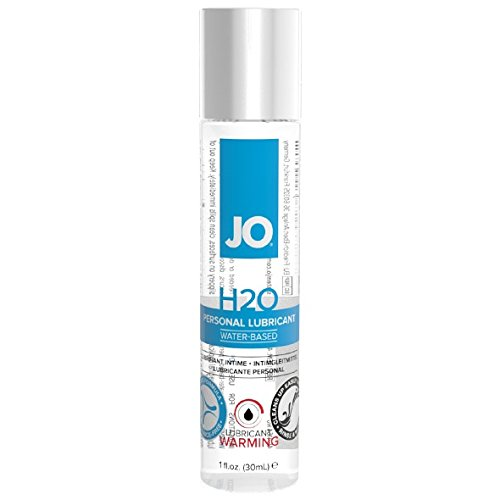 System Jo H2O Wärmendes Gleitmittel auf Wasserbasis 30 ml