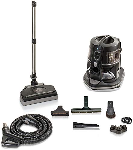 Genuine E2 Black E Series Rainbow Vacuum Cleaner  (Renewed)