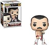 Funko Pop! Rocks: Queen - Freddie Mercury Diamond (edición Limitada)...