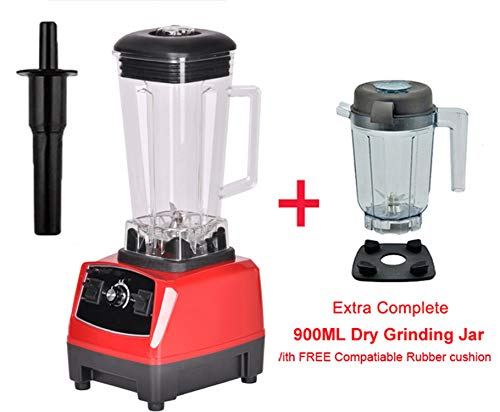 Great Deal! EU/US/UK/AU Plug 2200W Heavy Duty Professional Blender Mixer Juicer High Power Fruit Foo...