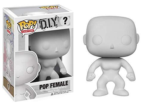 POP! Vinilo - DIY Female: