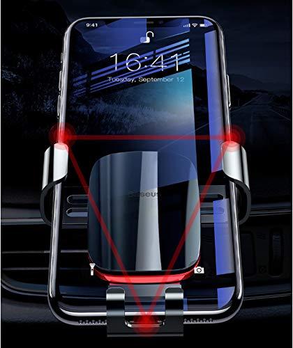 Wbmmctt Metallzeitalter Auto Schwerkraft Halterung Luftauslass Navigation Handy Halterung Autozubehör Universal Creative - 2