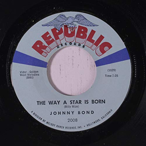 the way a star is born / x-15