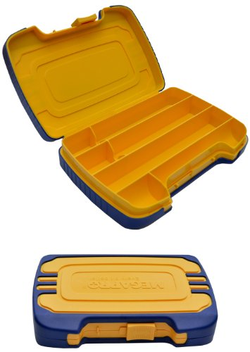 MegaPro Plastic Tool Case for MegaPro Screwdrivers, Tips & Extensions, 7' L x 5' W x 3' H (6KITCASE)
