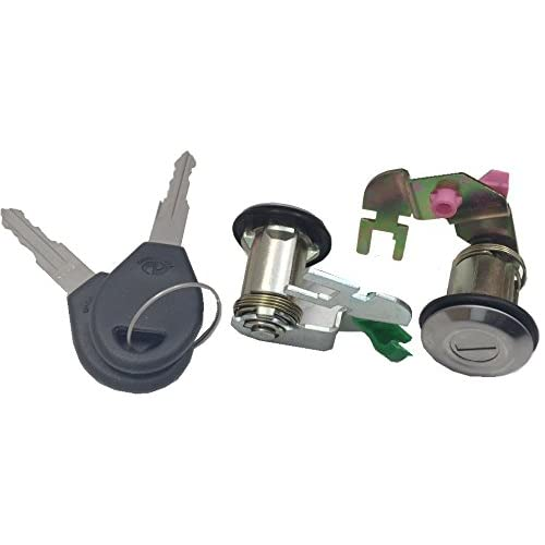 Well Auto Door Lock Cylinder Set w/Key(lL& R) 92-94