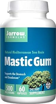 Jarrow Formulas - Mastic Gum 500 mg 60 caps  Pack of 2