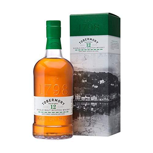Tobermory 12 Jahre alt Single Malt Whisky (1 x 0.7 L)