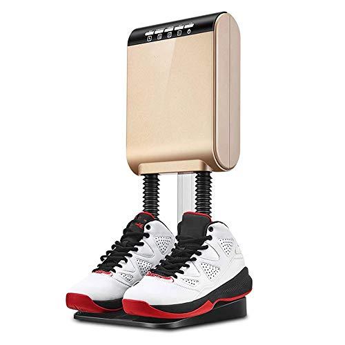 LKNJLL Secadora De Arranque, Zapatos Secadora Y Secadora Con Temporizador Y Ventilador, Manguera Extensible Gratuito, Extraíble