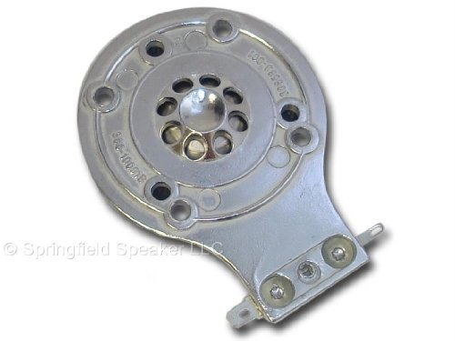 All Metal Springfield Speaker Horn Diaphragm - to fit JBL 2412, 2412H, 2412H-1, JRX, 100, 112, 115, Eon, MPro, Soundfactor