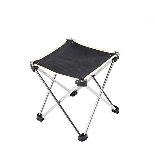 YGD outdoor klapstoel ultralichte draagbare vrijetijdsstoel aluminium klapstoel vissen stoel strand klapstoel trein klein paard kruk
