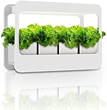 GrowLED Plant Grow Light LED Indoor Garden Light, Kitchen Garden with Timer Function, 24V Low Safe Voltage, Ideal for Plan...