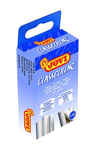Jovi 8412027007627 Gessetto, Confezione da 10 Pezzi