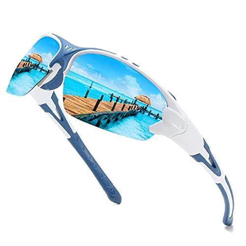 Lentes polarizadas Unisex Decorativo Aviator Eyeglasses Conducción Gafas de Sol