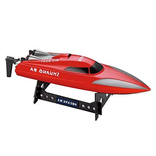 Riverry Barche a controllo remoto - Modelli di barche a vela ad alta velocità su barche a vela Giocattoli a vela, per piscine e laghi, per ragazzi o ragazze.