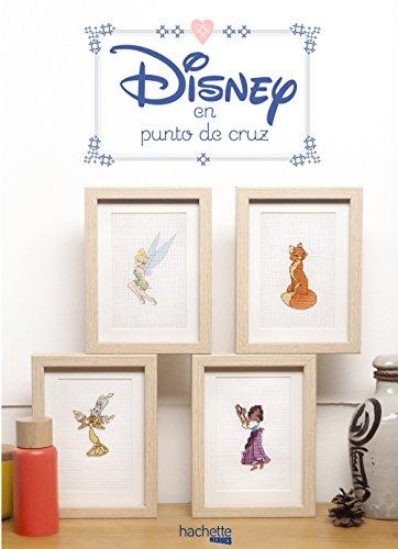 Disney en punto de cruz (Hachette Heroes - Disney -